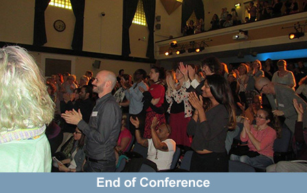 End of Conference